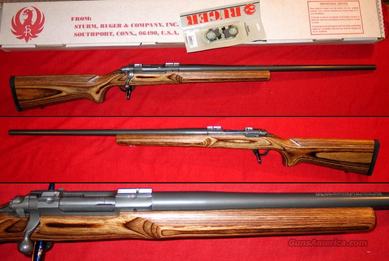 77 MKII Varmint/Target .22-250  Guns > Rifles > Ruger Rifles > Model 77