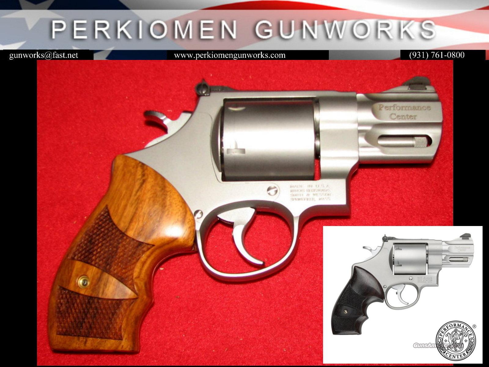 629 PC, 2.6 Inch, 44mag Performance Center Gun  Guns > Pistols > Smith & Wesson Revolvers > Performance Center