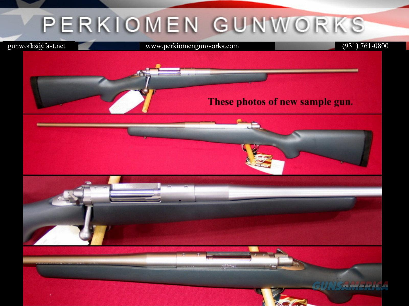 84M Montana 7MM-08, New in Box  Guns > Rifles > Kimber of America Rifles