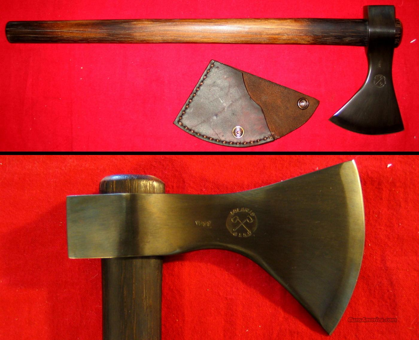 Two Hawks Voyager Tomahawk For Sale