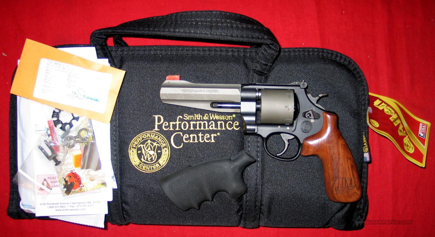 "327 PC - Jerry Miculek 5"" - NIB  Guns > Pistols > Smith & Wesson Revolvers > Performance Center"