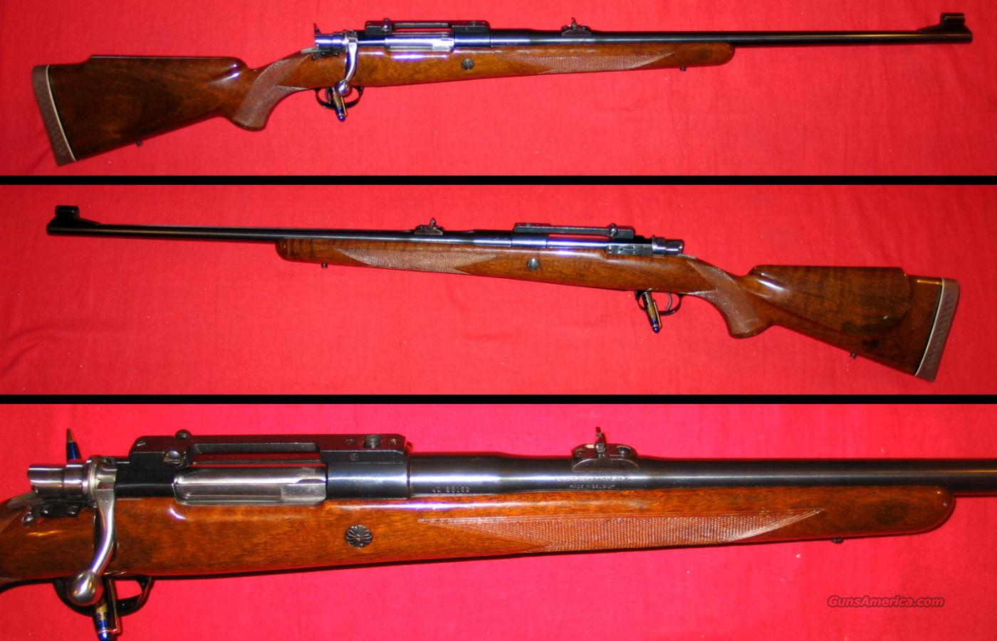 Safari 300 H&H 1964 Belgium Long Extractor  Guns > Rifles > Browning Rifles > Bolt Action > Hunting > Blue