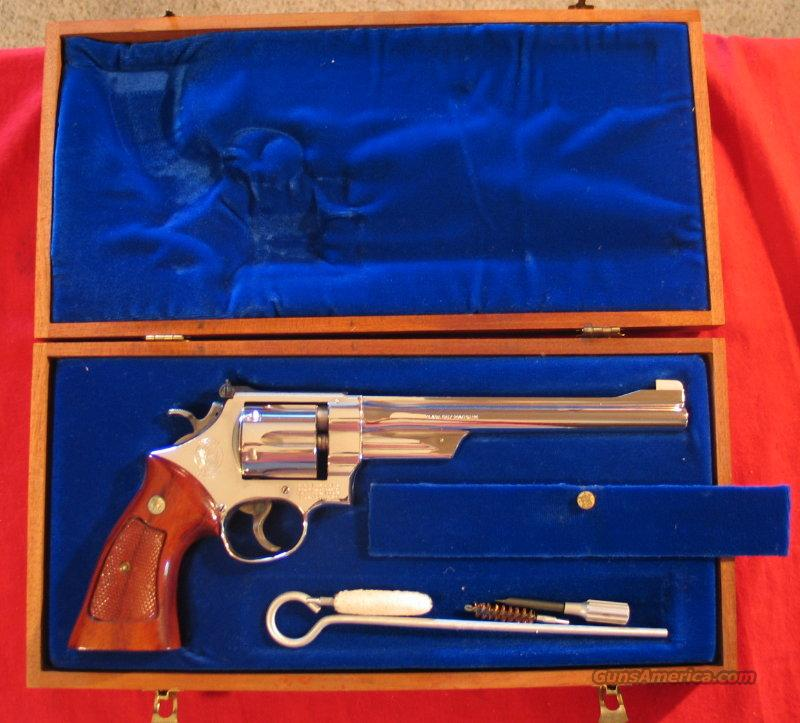 "27-2 NK Full Target 8 3/8""  Guns > Pistols > Smith & Wesson Revolvers > Full Frame Revolver"
