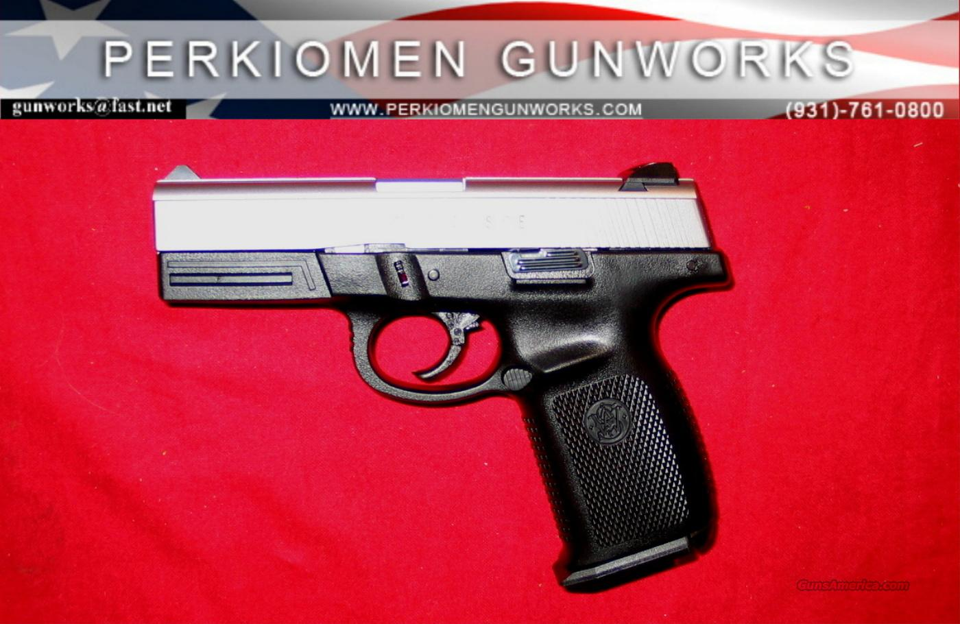 SW9VE 9MM SS 2-Tone - Like NIB  Guns > Pistols > Smith & Wesson Pistols - Autos > Polymer Frame