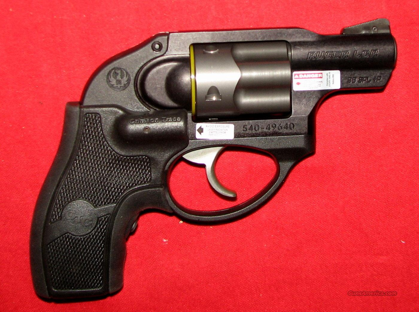 LCR w/Laser Grips -.38+P Special, NIB  Guns > Pistols > Ruger Double Action Revolver > SP101 Type