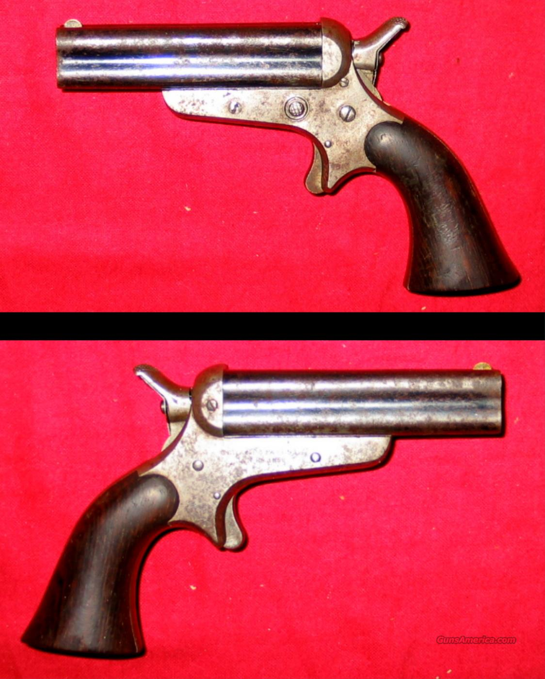 Sharps & Hankins Model 3 / .32 Rim  Guns > Pistols > Sharps Pistols