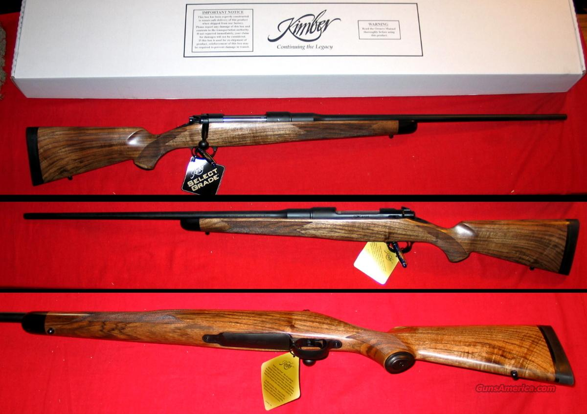 8400LA Classic Select .338 Win Mag - NIB  Guns > Rifles > Kimber of America Rifles