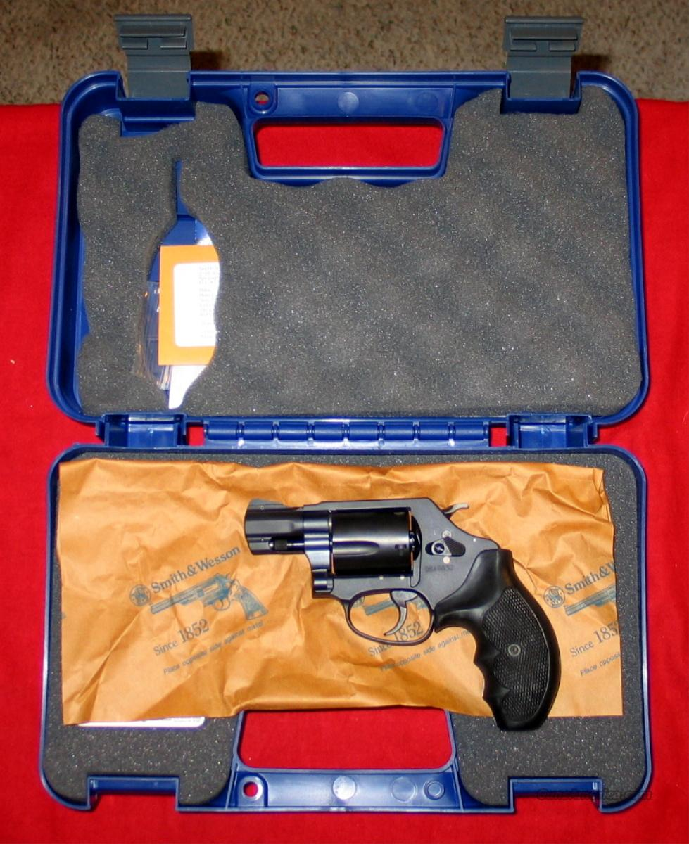360 J Scandium .38+P Limited Edition  Guns > Pistols > Smith & Wesson Revolvers > Pocket Pistols