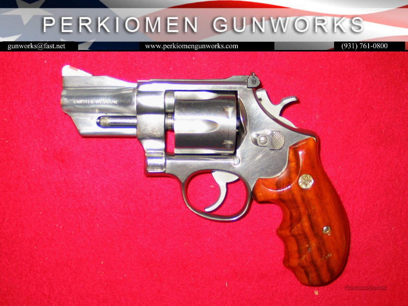 "624, 3"", .44 Special - used-Excellent  Guns > Pistols > Smith & Wesson Revolvers > Full Frame Revolver"