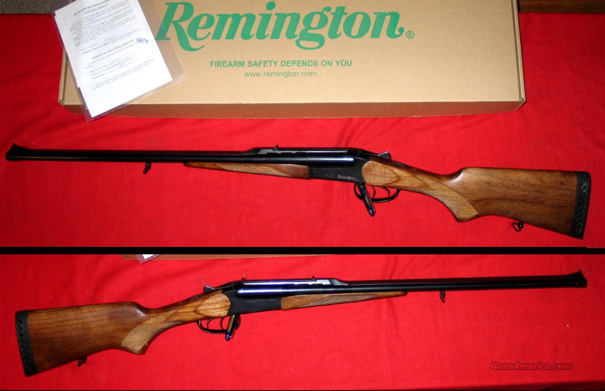 SPR 22 Double Rifle, 30-06 - nib  Guns > Rifles > Remington Rifles - Modern > Non-Model 700
