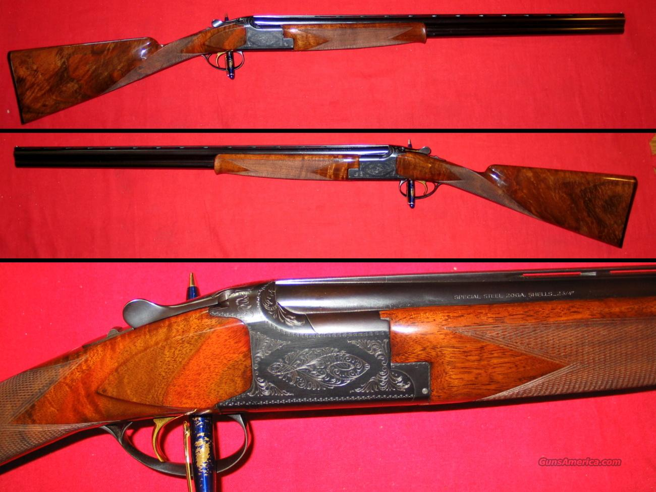 Superposed Superlight 20ga - SIGNED  Guns > Shotguns > Browning Shotguns > Over Unders > Belgian Manufacture