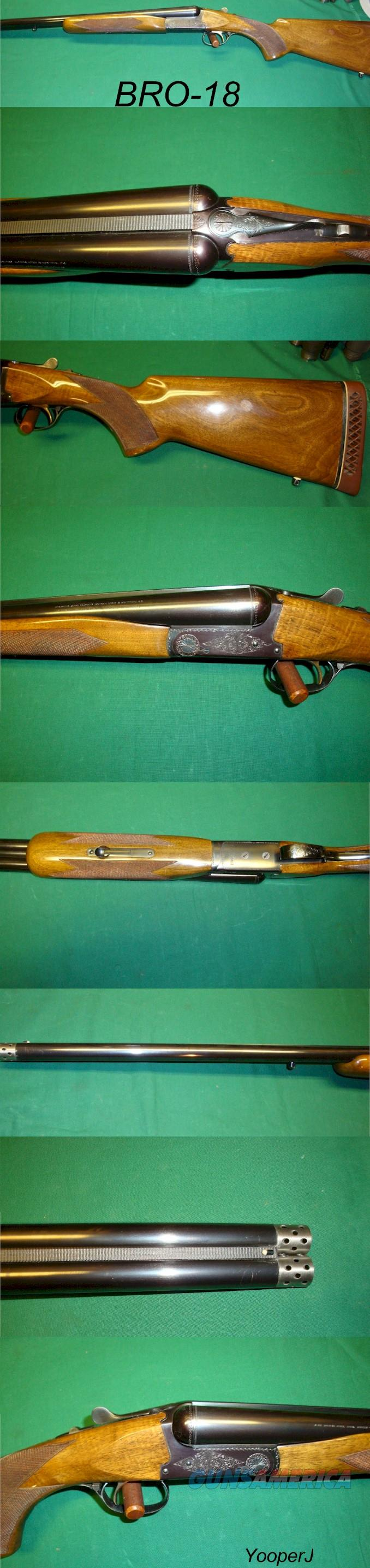 Browning B-SS SxS Single Selective Trigger with choke tubes Reduced price  Guns > Shotguns > Browning Shotguns > Side by Sides