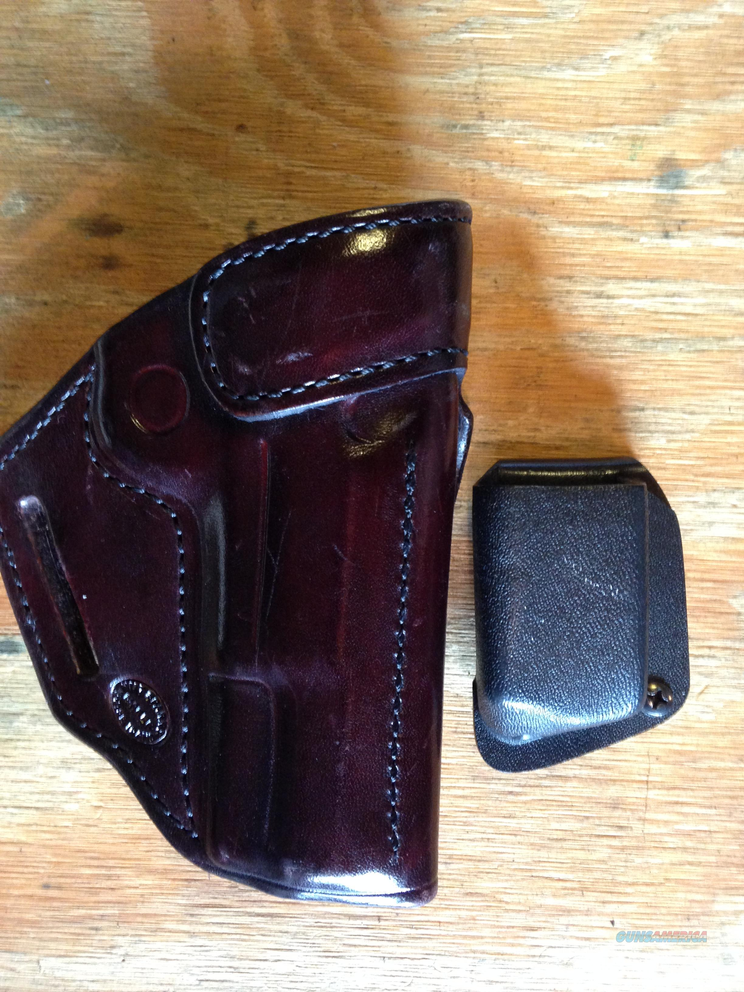 Milt Sparks 55BN holster for Hipower + mag pouch  Non-Guns > Holsters and Gunleather > Large Frame Auto
