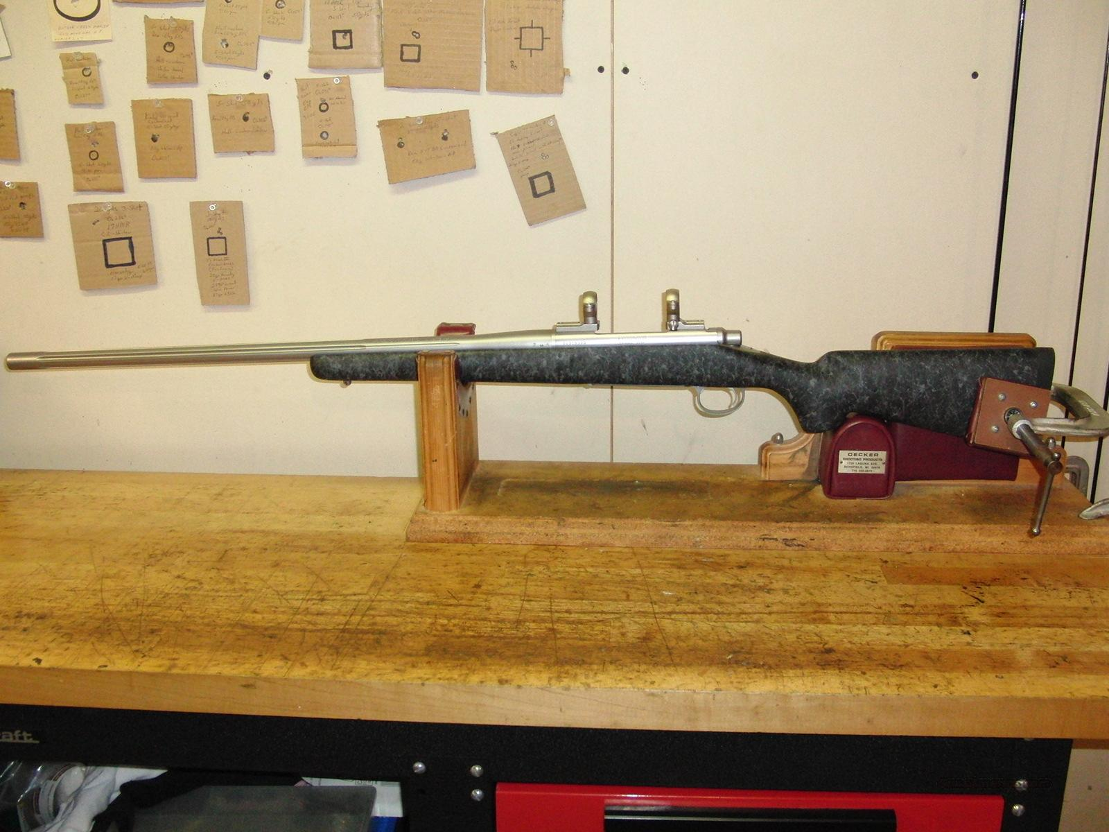Accurized Remington 700 Sendero  Guns > Rifles > Remington Rifles - Modern > Model 700 > Sporting