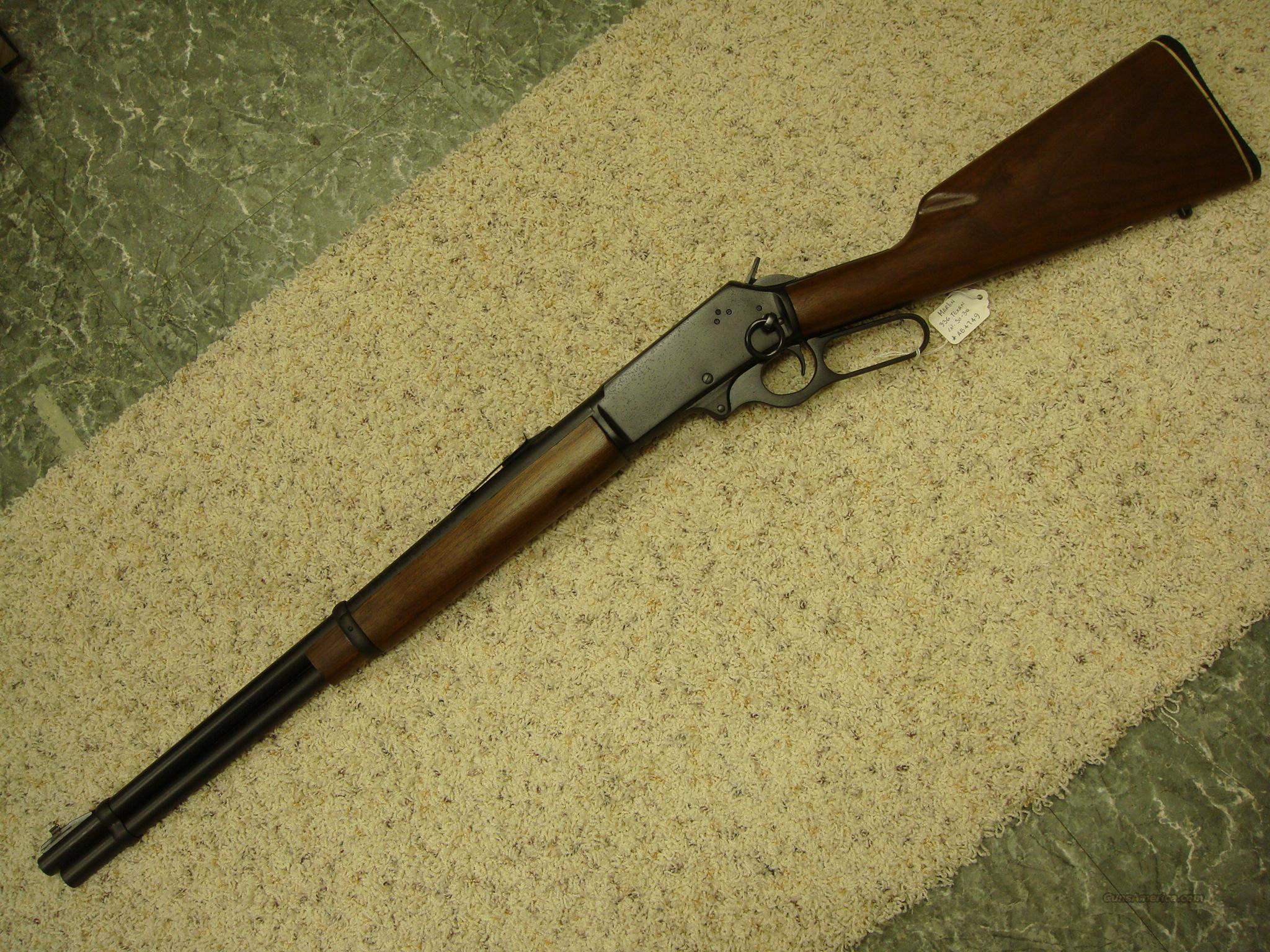 MARLIN 336 RC TEXAN  Guns > Rifles > Marlin Rifles > Modern > Lever Action