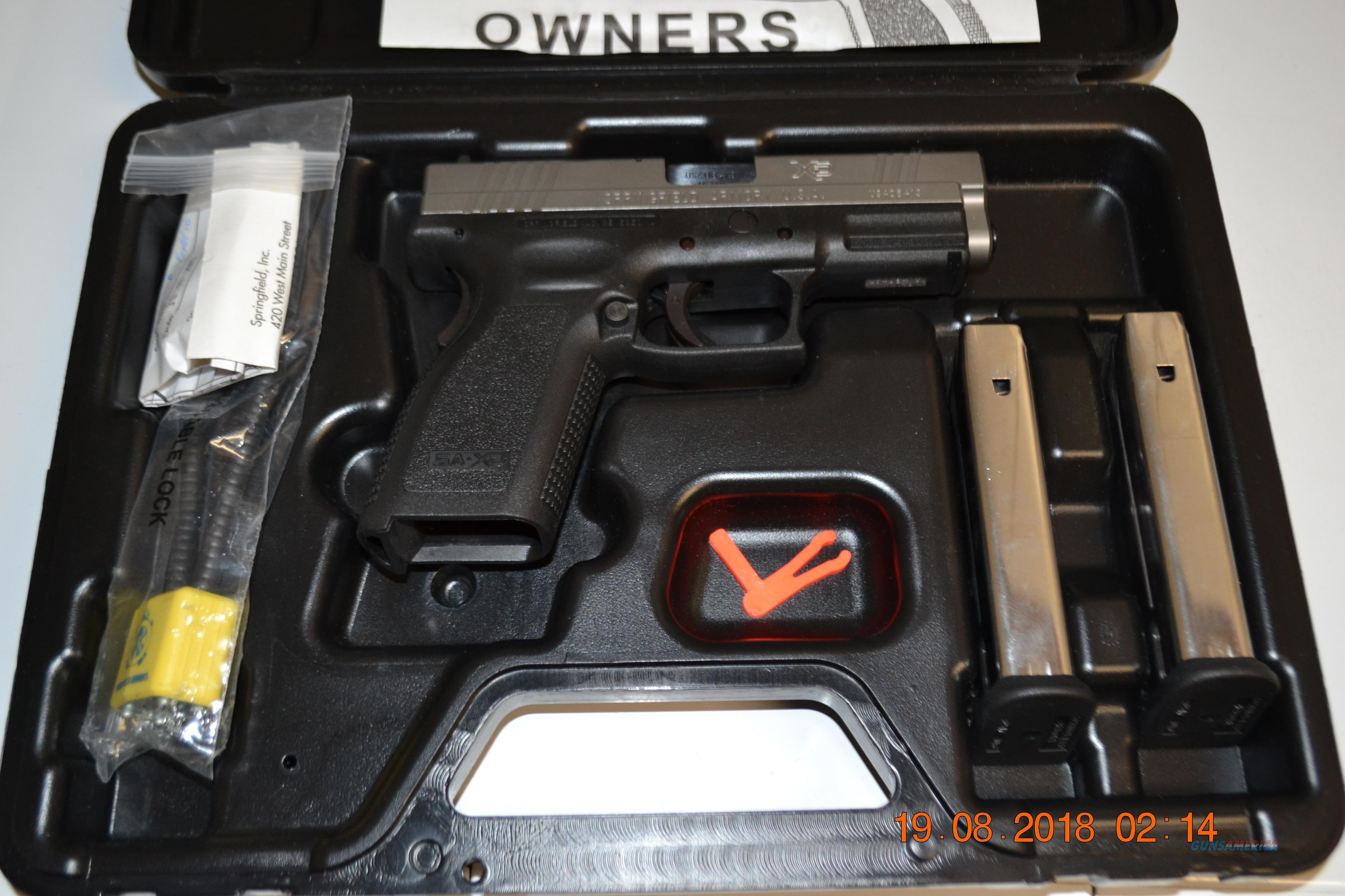 Springfield Armory XD .40  Guns > Pistols > Springfield Armory Pistols > XD (eXtreme Duty)
