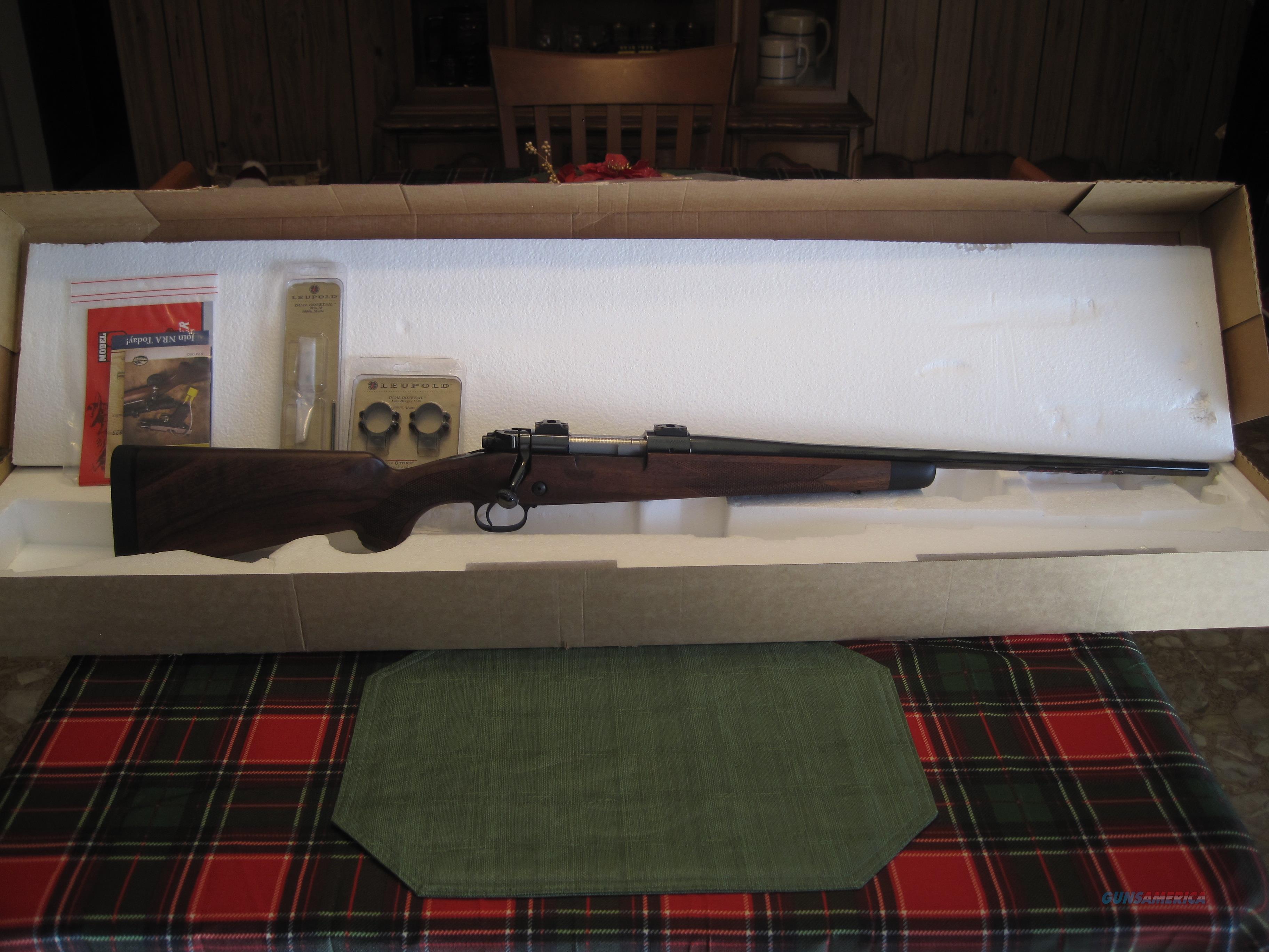 Winchester Model 70 SuperGrade   Guns > Rifles > Winchester Rifles - Modern Bolt/Auto/Single > Model 70 > Post-64