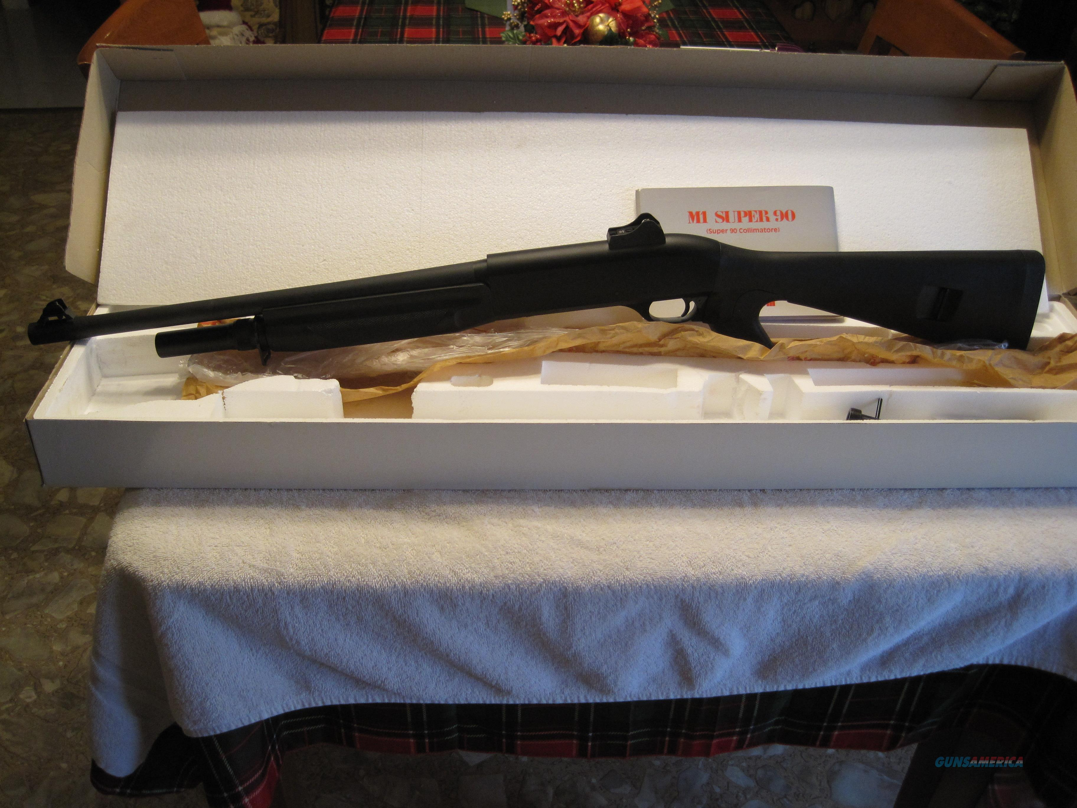 Benelli M1 Super 90 Tactical  Guns > Shotguns > Benelli Shotguns > Tactical