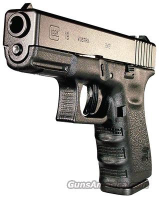 "GLOCK 19 3RD GEN 4"" 9MM NEW IN BOX  Guns > Pistols > Glock Pistols > 19"