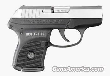 RUGER LCP 380ACP HARD CHROME NIB  Guns > Pistols > Ruger Semi-Auto Pistols > LCP