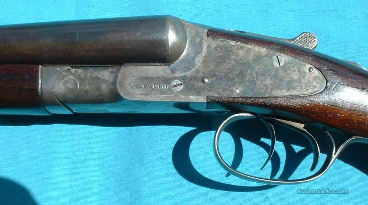L.C. Smith - Field Grade - London Steel Barrels  Guns > Shotguns > L.C. Smith Shotguns