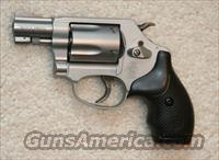 SW 637 Airweight  Smith & Wesson Revolvers > Pocket Pistols