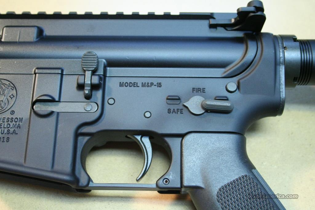 S&W M&P15OR CA   Guns > Rifles > Smith & Wesson Rifles > M&P