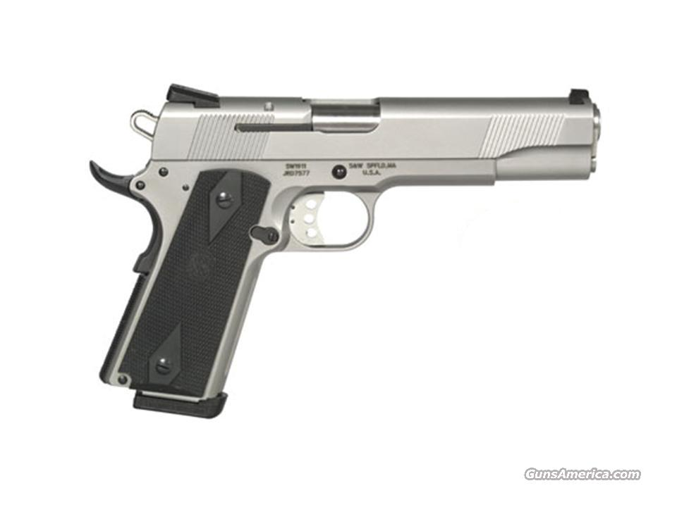 SMITH AND WESSON 1911 45ACP  Guns > Pistols > Smith & Wesson Pistols - Autos > Steel Frame