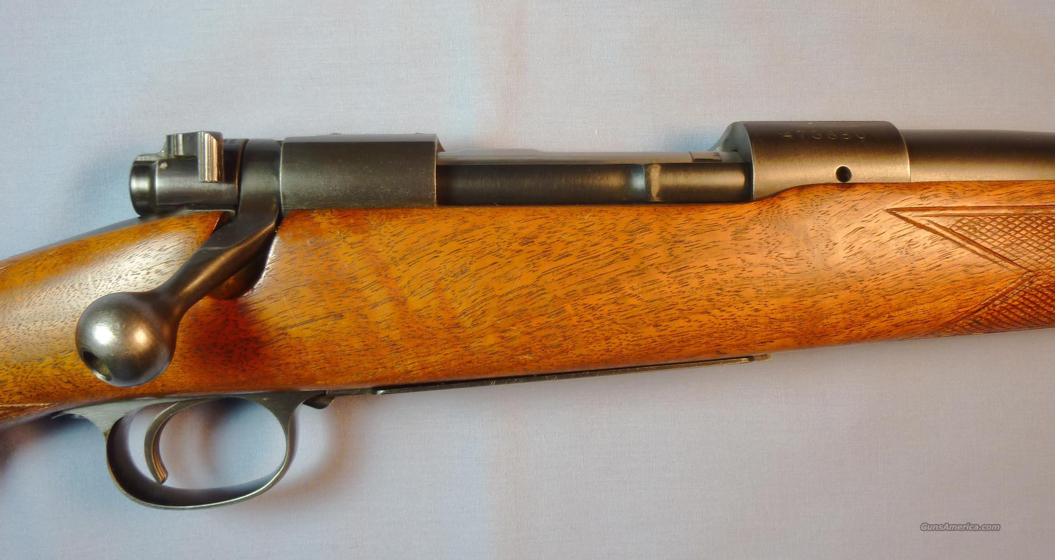 Winchester Pre-64 M70 264 Win Mag Westerner  Guns > Rifles > Winchester Rifles - Modern Bolt/Auto/Single > Model 70 > Pre-64