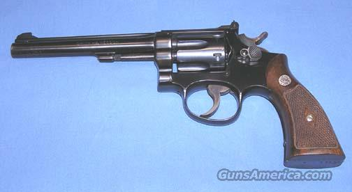 S&W 5-Screw Pre-M17 K22  Guns > Pistols > Smith & Wesson Revolvers > Full Frame Revolver