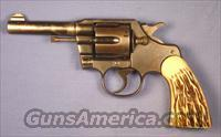 "Colt Army Special 4"" .41 cal  Guns > Pistols > Colt Double Action Revolvers- Pre-1945"