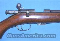 Winchester 57 Target 22  Guns > Rifles > Winchester Rifles - Modern Bolt/Auto/Single > Other Bolt Action