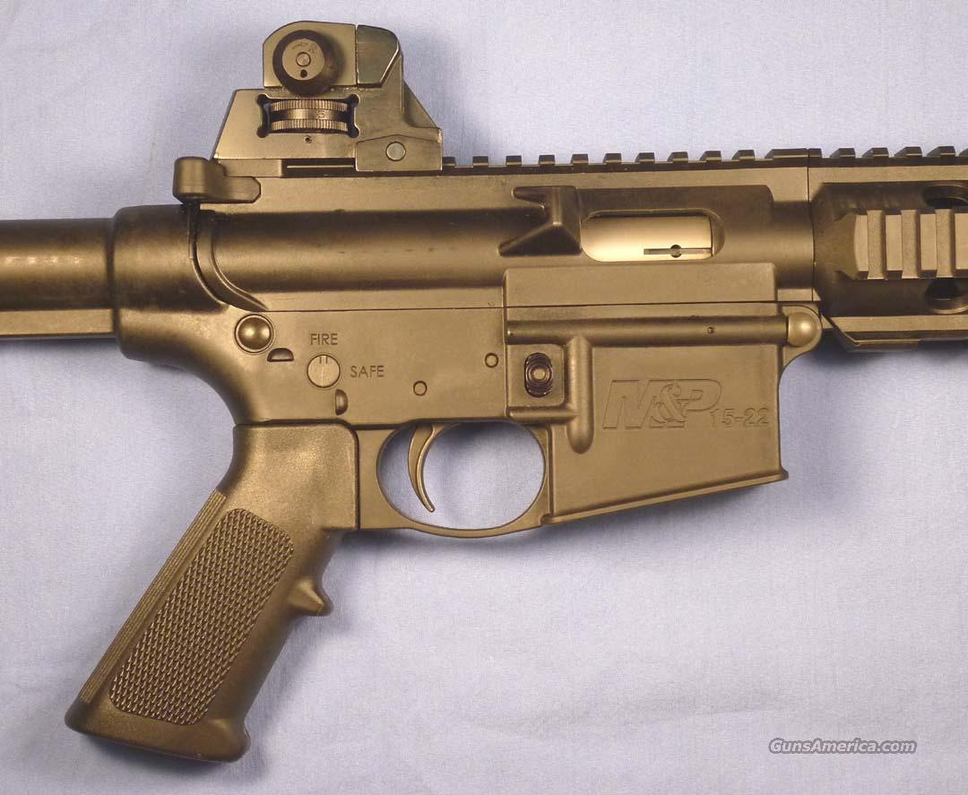 S&W M&P 15-22  Guns > Rifles > Smith & Wesson Rifles > M&P