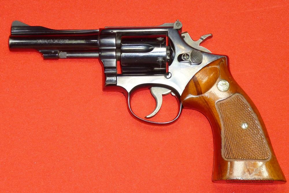 S&W 15-1 Combat Masterpiece  Guns > Pistols > Smith & Wesson Revolvers > Full Frame Revolver