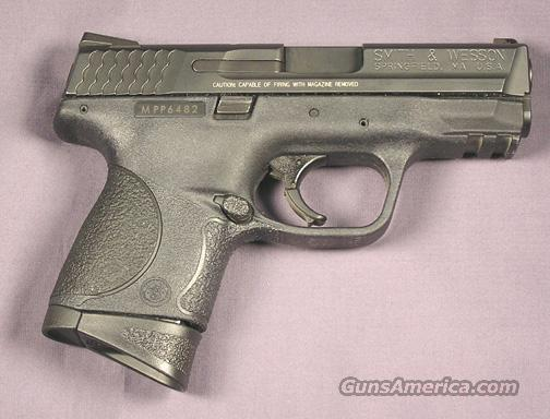 S&W M&P 40C Compact  Guns > Pistols > Smith & Wesson Pistols - Autos > Polymer Frame