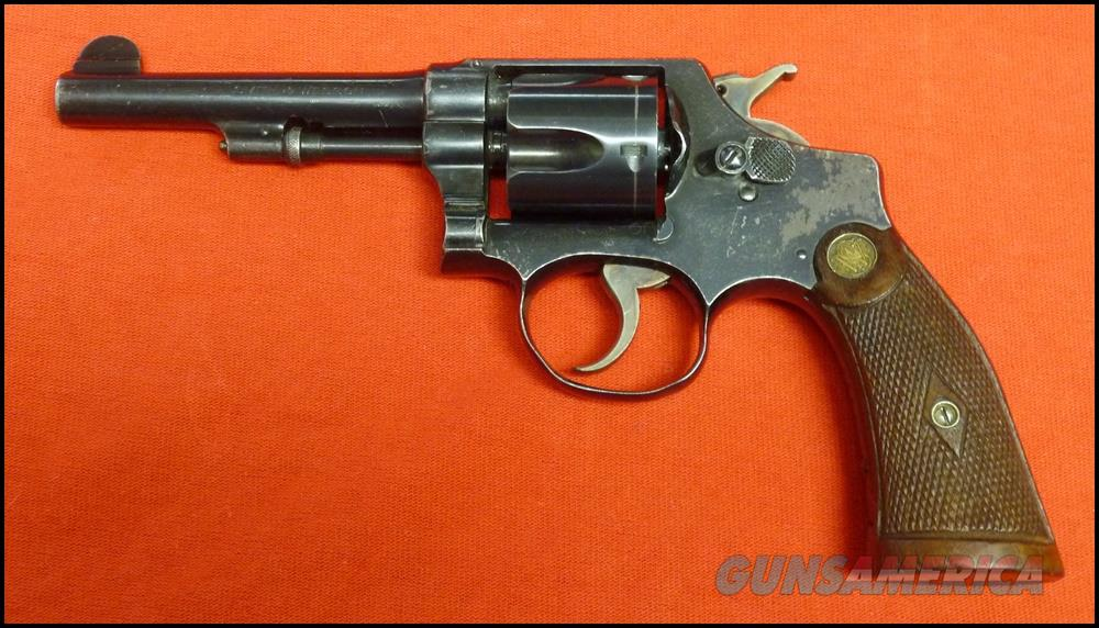 S&W .38 Regulation Police, 38 S&W  Guns > Pistols > Smith & Wesson Revolvers > Pre-1945