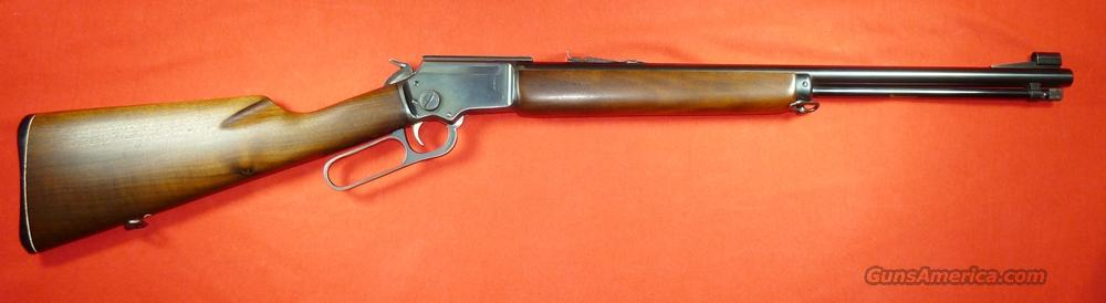 Marlin 39-A Mountie  Guns > Rifles > Marlin Rifles > Modern > Lever Action