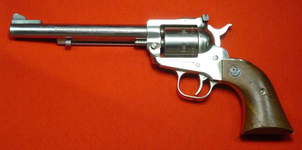 Ruger NM SS Single Six, 22 mag  Guns > Pistols > Ruger Single Action Revolvers > Single Six Type