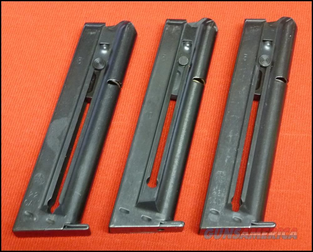 S&W model 41 Mags, Set of Three.  Non-Guns > Magazines & Clips > Pistol Magazines > Smith & Wesson