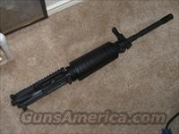 Sabre Defence M4 AR15 Complete Upper, 5.56, Flip Up Front Sight!  Guns > Rifles > AR-15 Rifles - Small Manufacturers > Upper Only