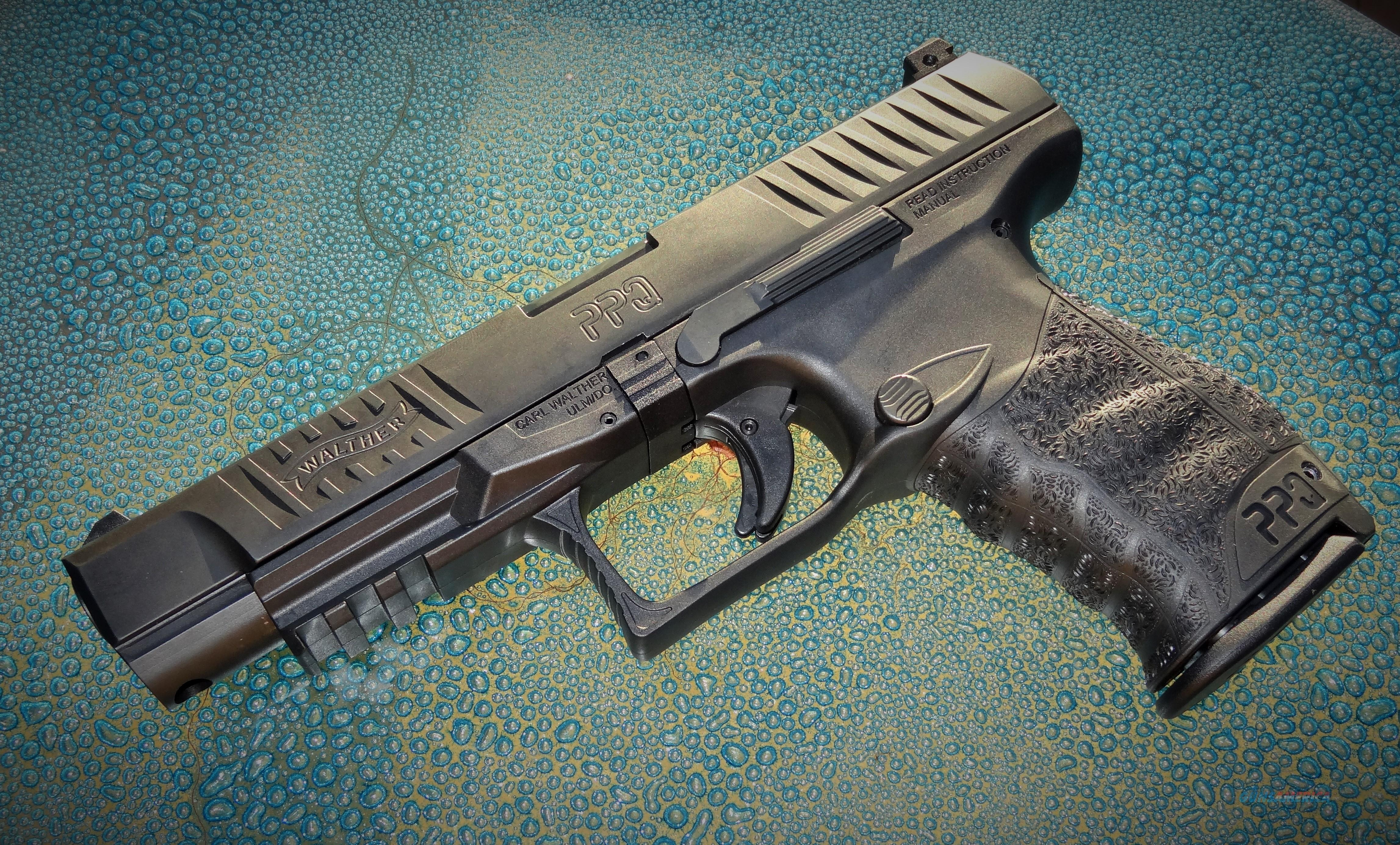 "Walther PPQ-M2 5""  Guns > Pistols > Walther Pistols > Post WWII > P99/PPQ"