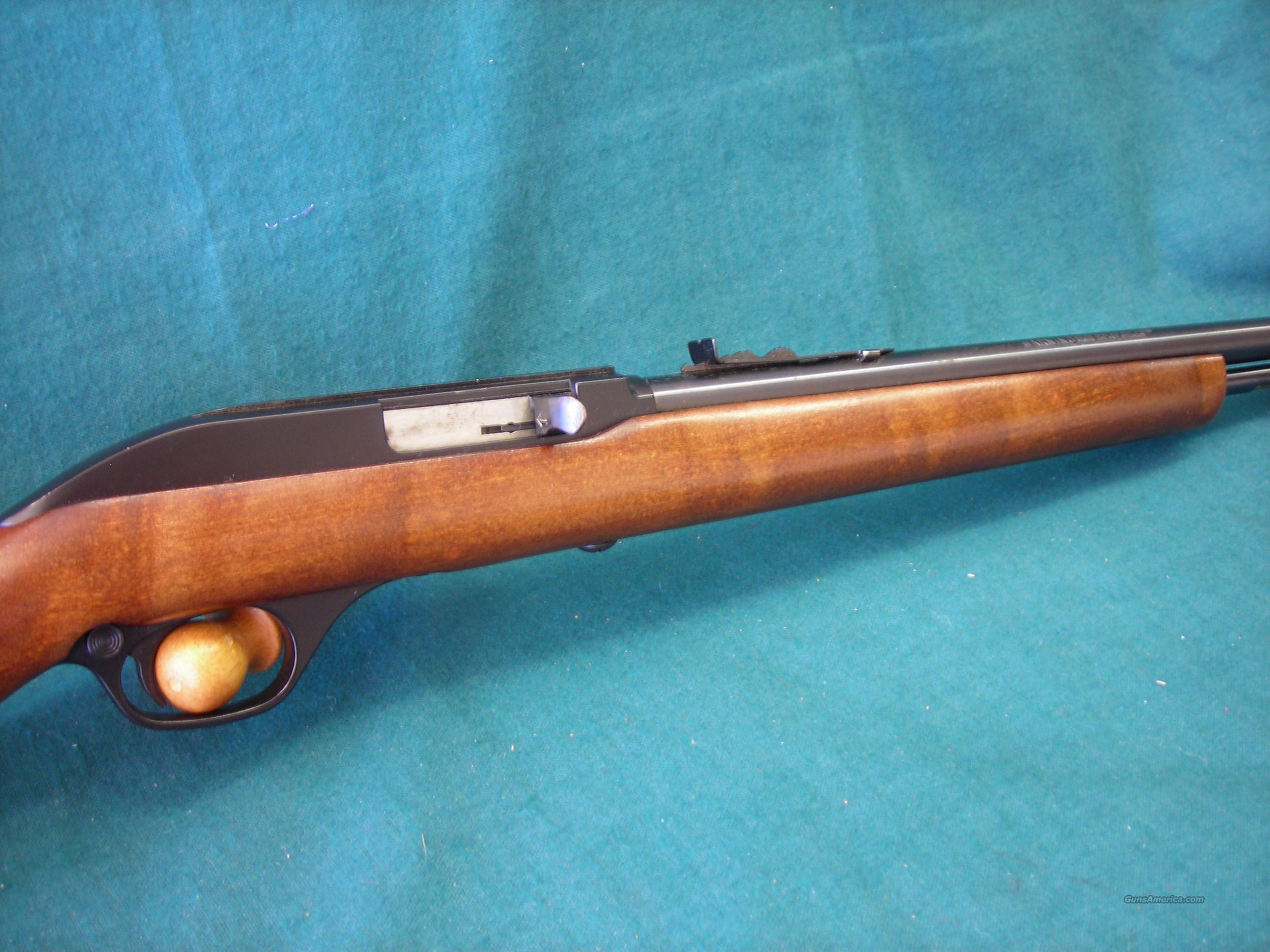Marlin 75C 22 lr  Guns > Rifles > Marlin Rifles > Modern > Semi-auto