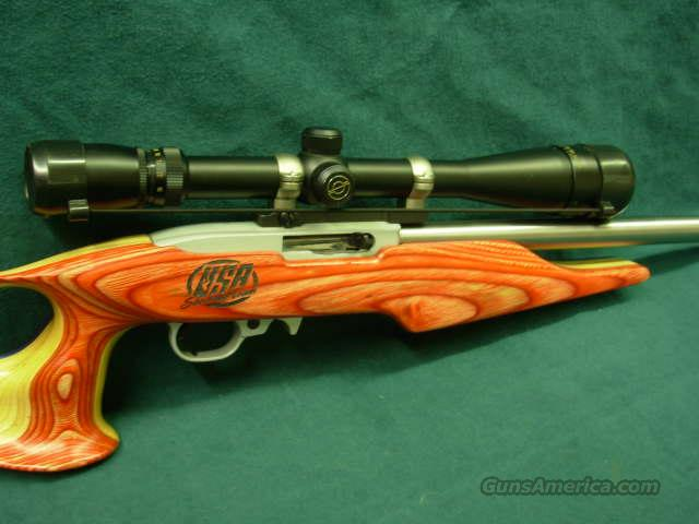 Ruger 10/22 USA Shooting Team 22lr customized  Guns > Rifles > Ruger Rifles > 10-22