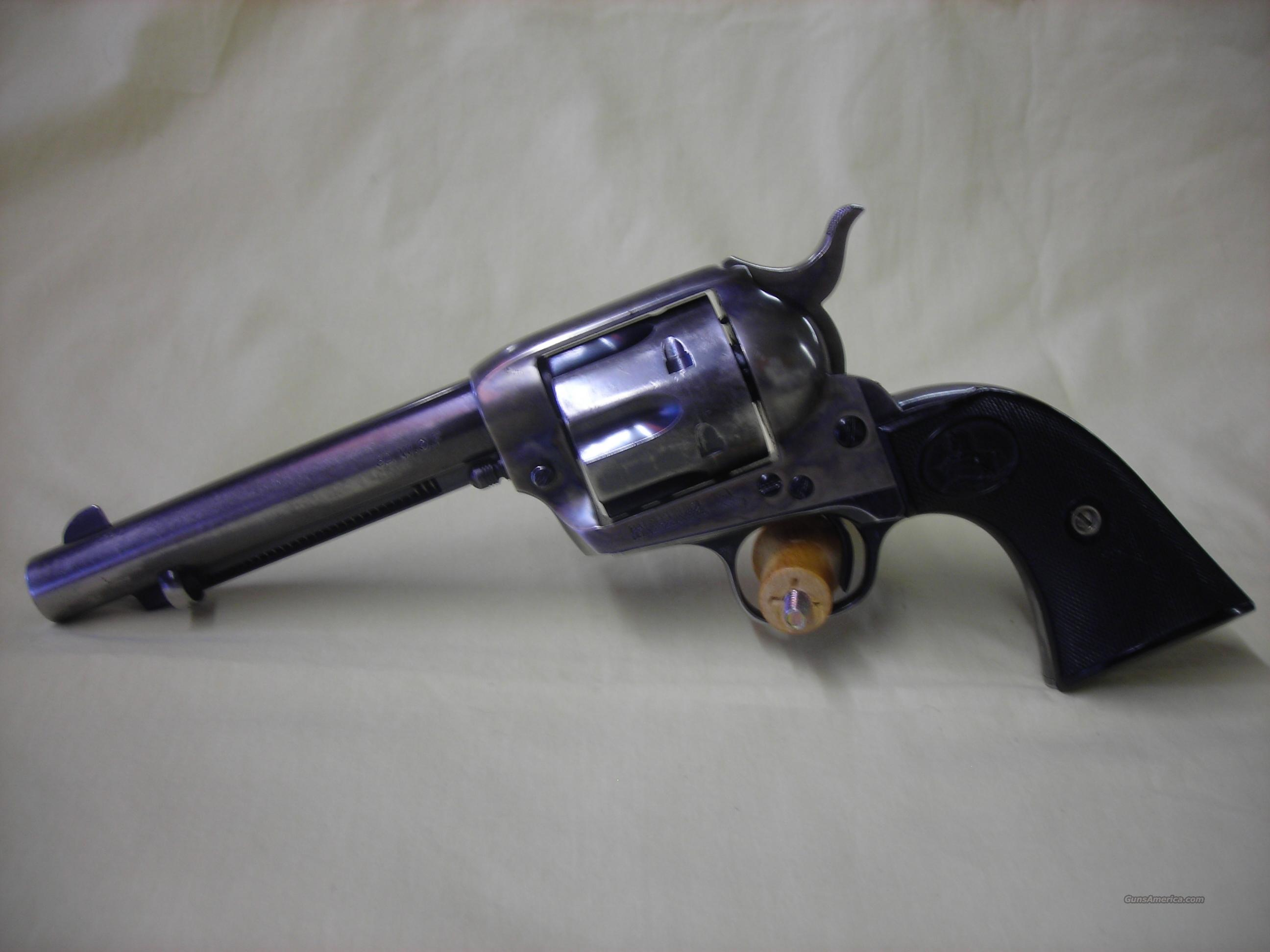 Colt SAA 32 WCF 1st Gen  Guns > Pistols > Colt Single Action Revolvers - 1st Gen.
