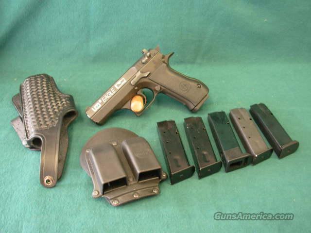 Uzi Eagle Short Slide 9x19 (9mm) with extras  Guns > Pistols > TU Misc Pistols