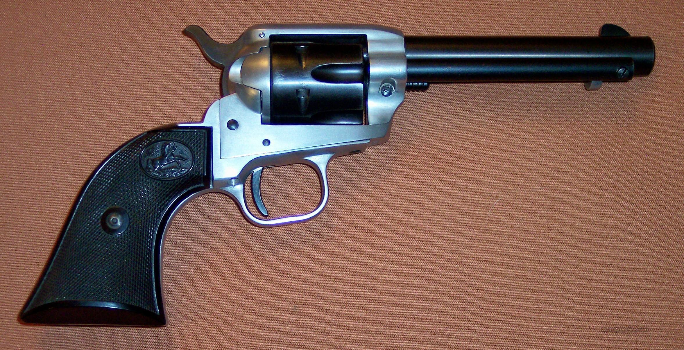 Colt Single Action Frontier Scout .22LR Duo Ton... for sale