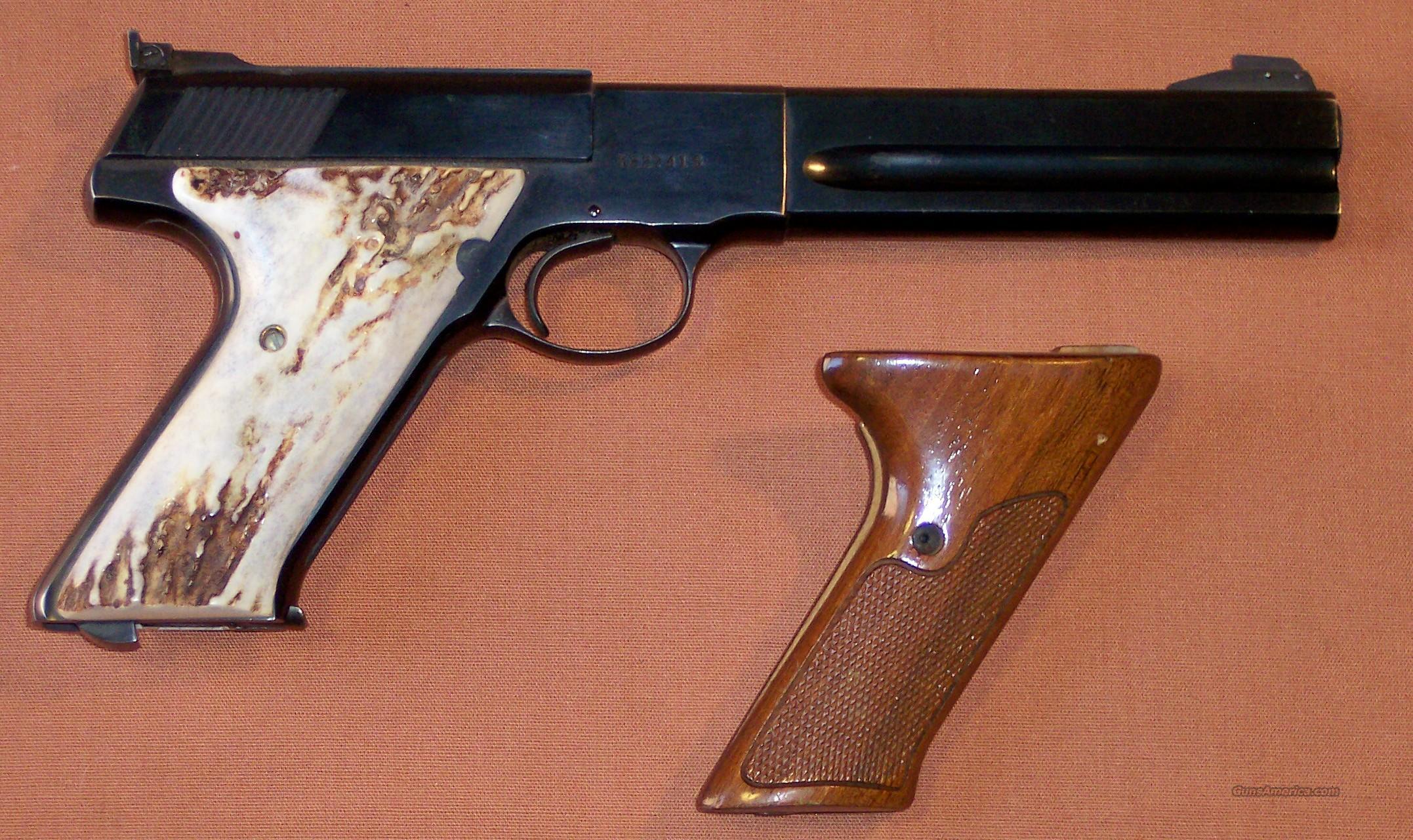 Colt Woodsman 3rd Series Match Target Model  Guns > Pistols > Colt Automatic Pistols (22 Cal.)