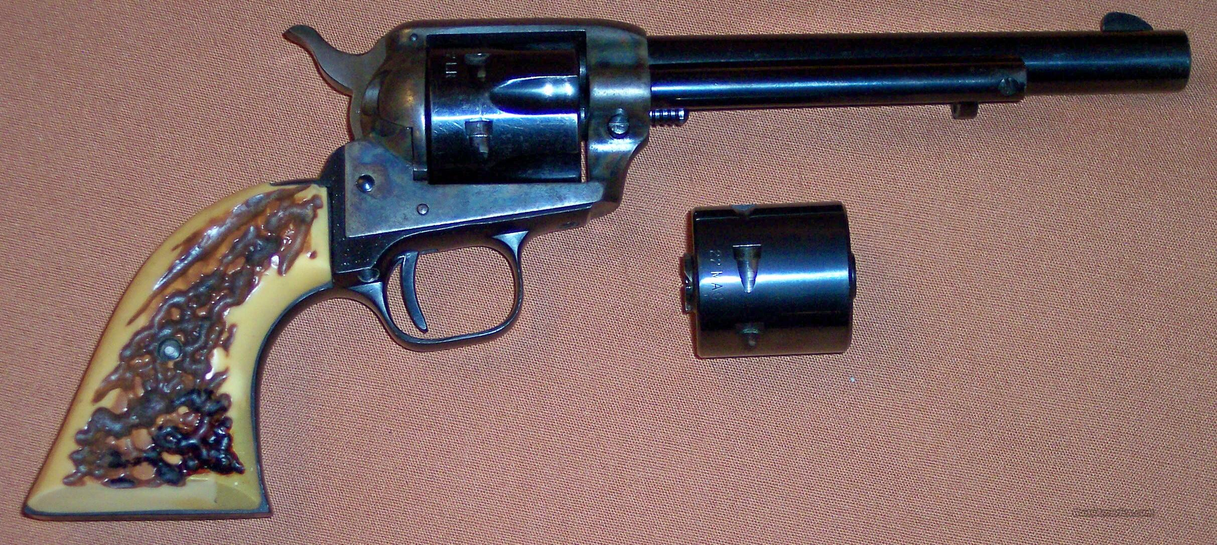 Colt Single Action Peacemaker .22/.22 Mag. 6: Barrel with Holster  Guns > Pistols > Colt Single Action Revolvers - Modern (22 Cal.)