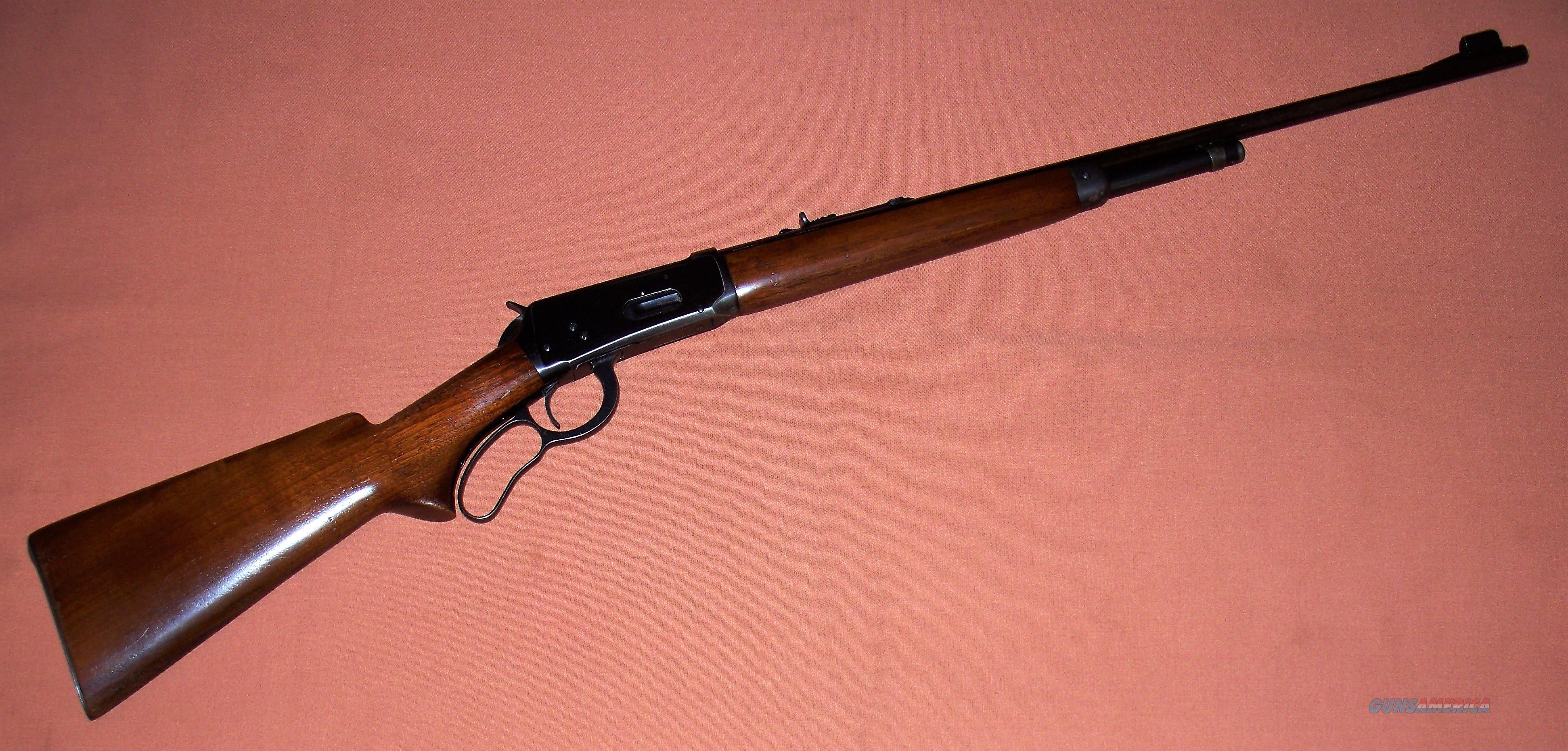 Winchester Model 64 Standard, 25-35 WCF  Guns > Rifles > Winchester Rifles - Modern Lever > Other Lever > Pre-64