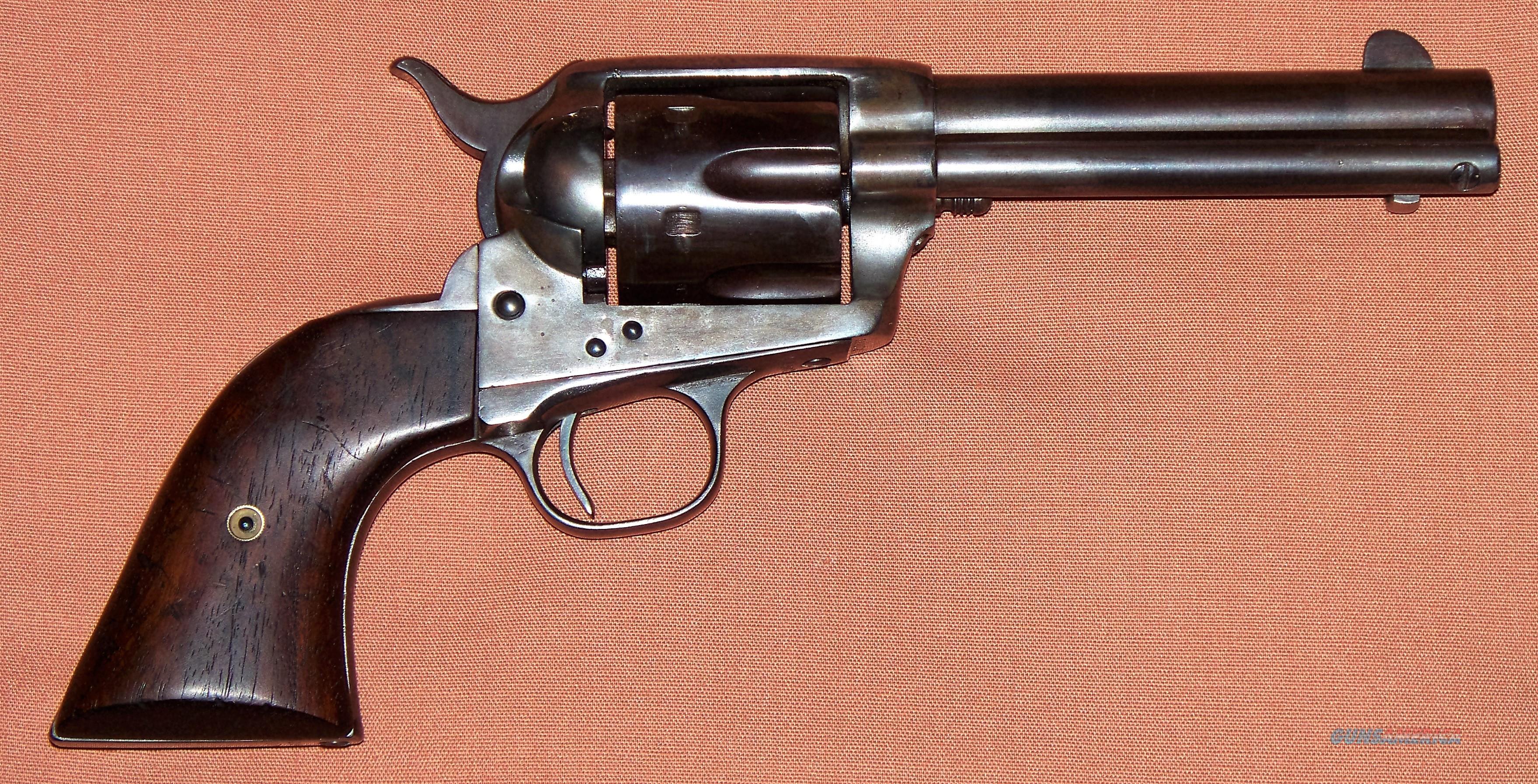 Saa 22 Single Action Revolver